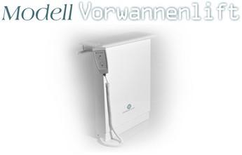 """Badewannenlift """"Vorwannenlift"""""""